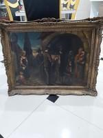 Antik alakos festmény
