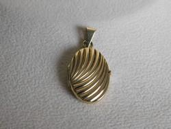 Arany 14k fénykép tartó medál  5 gr