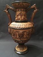 Johann Maresch Terrakotta Váza 45 cm