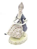 Hollóházi figura (Szeg-R61794)