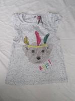 Ruha - kislányruha - ORCHESTRA Baby Girl - pamut - hímzett - újszerű - váll 20 cm - hossz 35 cm