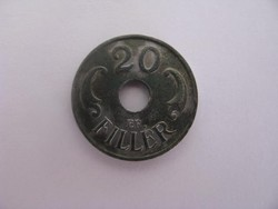 20 fillér 1941.