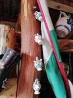 Mini festett korsó a képeken látható állapotban