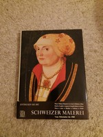 Svájci festészet a középkortól 1900-ig, 1975-ös kiadású könyv