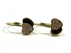 Női arany fülbevaló(Kecs-Au80753)