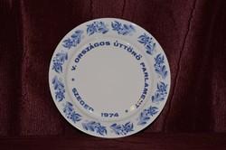 Alföldi porcelán falitányér  ( DBZ 00124 )