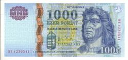"1000 forint 2006 ""DB"" UNC"