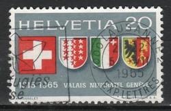 Svájc 0011 Michel 819     0,40 Euro
