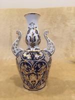 Gyönyörű Hollóházi váza! Ritka!