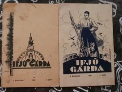 Ifjú Gárda 1937 2 szám