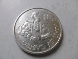 Ezüst 1000 Escudó Potugália aUNC