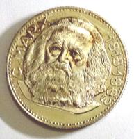 MARX EMLÉKÉRME 1818-1883