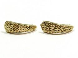 Női arany fülbevaló(Kecs-Au80750)