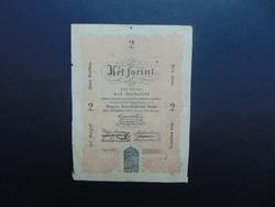 2 forint 1848 Kossuth bankó !!!   03