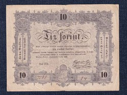 Szép 10 Forint 1848 sor FR/id 8928/