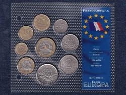 Az utolsó forgalmi pénzek - Franciaország (id8947)
