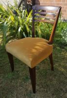 Francia Art Deco székek 4 db