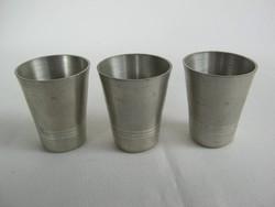 Ón röviditalos pohár 3 db