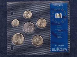 Az utolsó forgalmi pénzek - Ciprus (id8958)