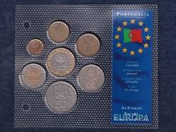 Az utolsó forgalmi pénzek - Portugália/id 8944/
