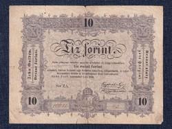 10 Forint 1848 sor ZA/id 8926/