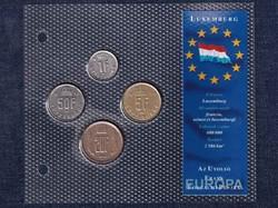Az utolsó forgalmi pénzek - Luxemburg (id8949)