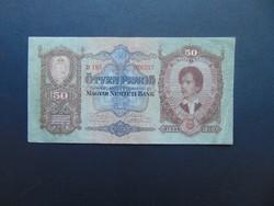 50 pengő 1932 D 193