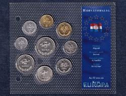 Az utolsó forgalmi pénzek - Horvátország (id8955)