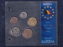 Az utolsó forgalmi pénzek - Belgium (8948)