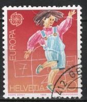 Svájc 0078 Michel 1391     0,60 Euro