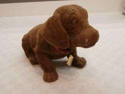 Retro bólogató kutya