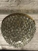 Mennyezeti empire csillár-lámpa