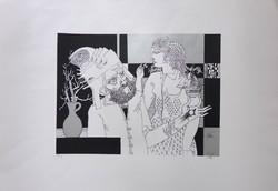 Szász Endra: Kompozició (100/19)