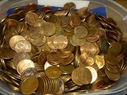 1 kiló USA 1 centes