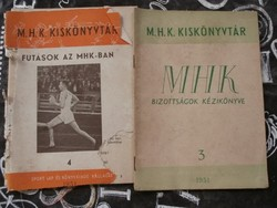 MHK Kiskönyvtár 2 db