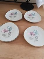 Bavaria pici tányérok 4 db