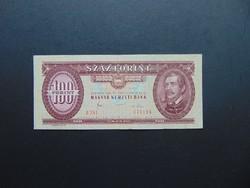 100 forint 1980 B 381 Szép ropogós bankjegy