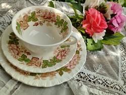 Angol reggeliző készlet ,teás csésze