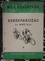MHK Kiskönyvtár - Kerékpározás