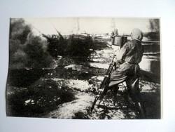 J.Beljakor operatőr-Kőolaj című film felvételén-fotó