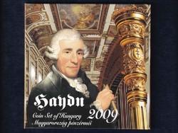 Haydn forgalmi sor 2009 PP ezüsttel/id 8970/