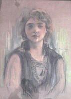 Diener-Dénes Rudolf: Női képmás