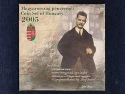 UNC magyar forgalmi sor 2005 PP - József Attila 10 Forintossal/id 7516/