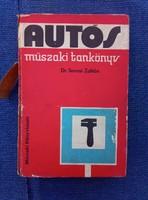 Autós Müszaki Tankönyv