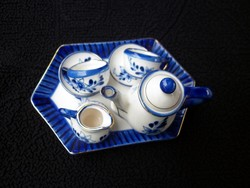 Babaházi porcelánkészlet