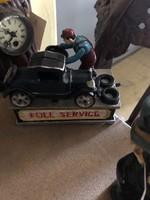 Antik játék ,autószerelő