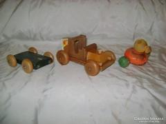 Régi, retro fa játékok