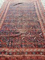 Antik Iráni Malayer kézi csomózású szőnyeg kb:1890-1920 évek.