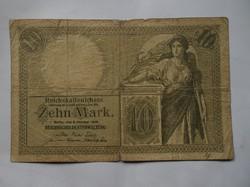 Német 10 márka 1906