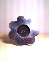 Virág formájú képtartó 3 db